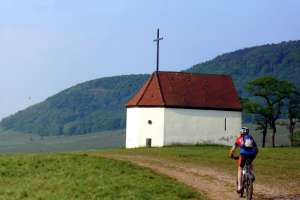 Mountainbike-Tour: Oelberg-Rundtour