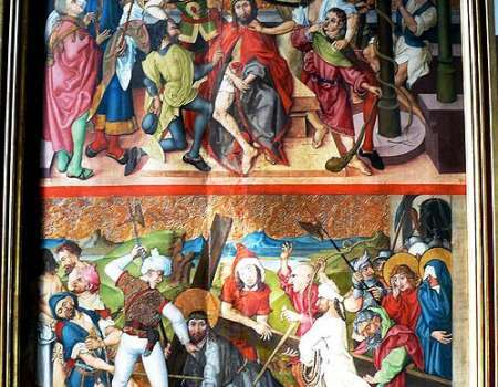 The Retable of Buhl